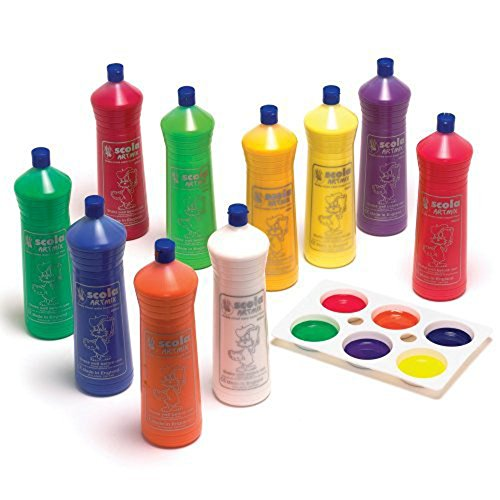 scola-artmix-bright-green-ready-mixed-washable-coloured-paint-600ml