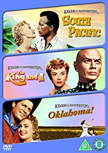 Musicals 1 Triple (south Pacific / Oklahoma / The [Import anglais]