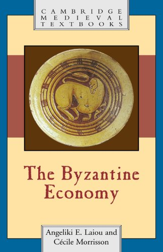 The Byzantine Economy (Cambridge Medieval Textbooks)