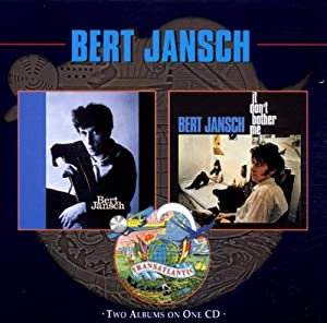 Bert Jansch / It Don't Bother Me [Two Album Set]