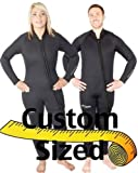 Storm Custom 7mm 2Pc. Step-In Scuba Diving Wetsuit
