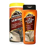 ArmorAll Leather Wipes, 3 IN 1 Leather Care 250ml - PRO57
