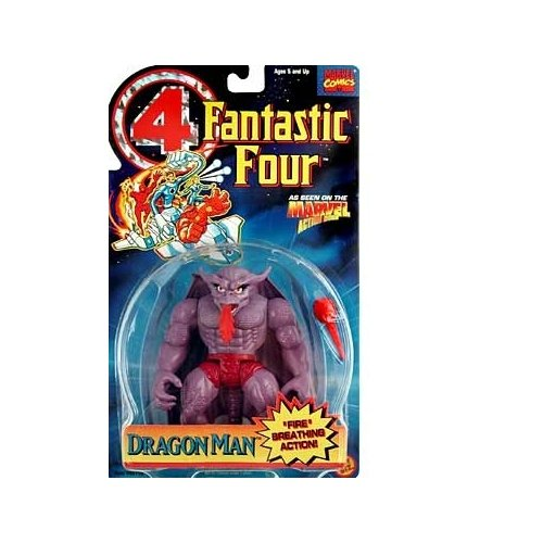 Fantastic Four - Dragon Man - 1
