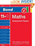 Bond Maths Assessment Papers 10-11+ y...
