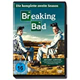 Breaking Bad - Die komplette zweite Season Amaray - 4 DVDs