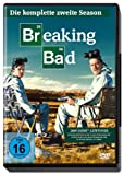 DVD - Breaking Bad - Die komplette zweite Season (Amaray) [4 DVDs]