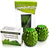 Life Miracle USA Laundry Plus+ System The Patented and Proven Natural Booster for your Washer & Dryer