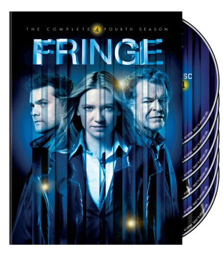 Cover art for  Fringe: The Complete Fourth Season