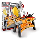 Toys Bhoomi Multifunctional Kids Tools Workshop Handy Assembly Workbench Professional Engineering Experience -...