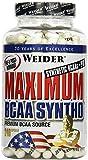 Weider Maximum BCAA Syntho + PTK, Neutral, 1er Pack (1 x 240 g)