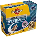 Mars Petfoods Pedigree Candt Dentastix Medium Dog 10-25kg 56stk