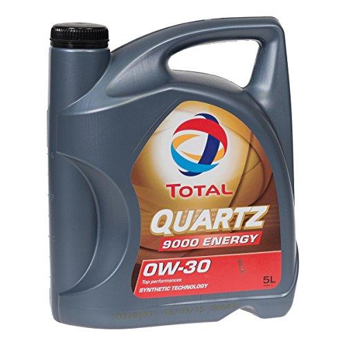 total-quartz-energy-9000-0w-30-motor-oil-5l-bottle