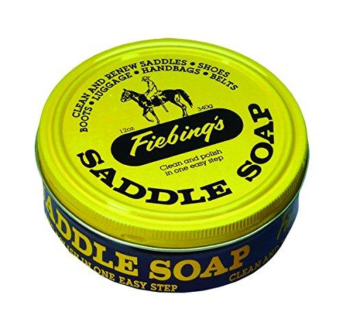 Fiebing's Yellow Saddle Soap, 12 Oz. (Car Pro Soap compare prices)