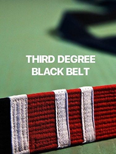 Third Degree Black Belt