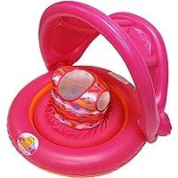 Swim School 2-in-1 Swim System Baby Boat (Pink)