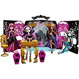Monster High 13 Wishes Room Party and Spectra