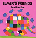 Elmer's Friends (Gujarati- English)
