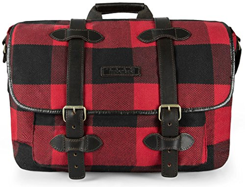 Timberland Stratham Series Messenger Bag - Laptop Compartment
