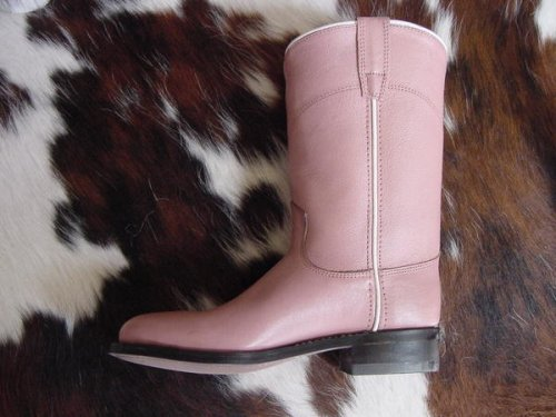 Old West Youth Pink Roper Boots - Buy Old West Youth Pink Roper Boots - Purchase Old West Youth Pink Roper Boots (Old West, Apparel, Departments, Shoes, Children's Shoes, Girls, Special Occasion)