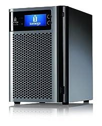 Iomega StorCenter PX6-300d (diskless) 6-bay Network Storage  34769