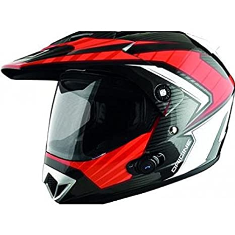 OR007094 - Casque Origine Gladiator Solid Bluetooth Noir/Rouge M