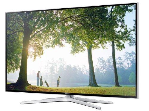 "Samsung UE48H6400 48"" Full HD Compatibilità 3D Smart TV Wi-Fi Nero"