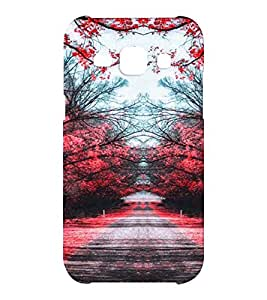 EPICCASE Romantic Path Mobile Back Case Cover For Samsung J1 Ace (Designer Case)
