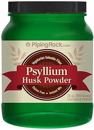 Psyllium Husk Seed Powder 20 Oz Powder