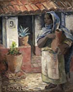 EDMUND D. KINZINGER Taxco Woman Limited Edition- Canvas
