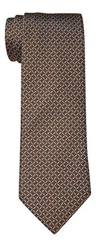 brioni-slim-satin-gray-geometric-print-tie