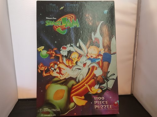 Warner Bros. In Space Jam featuring Bugs Bunny and Michael Jordan (Space Jam Puzzle compare prices)