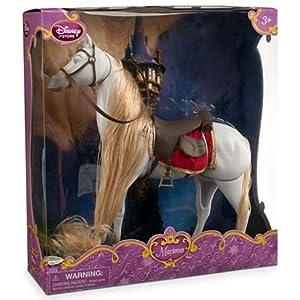 DISNEY RAPUNZEL NEU VERFÖHNT PFERD HORSE MAXIMUS