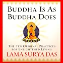 Buddha is as Buddha Does: The 10 Original Practices for Enlightened Living  by Lama Surya Das