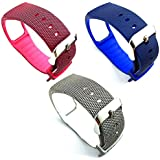 Replacement Band For Samsung Galaxy Gear Fit Gear Fit Band Flower-003 3PCS-02