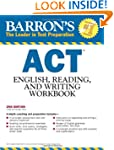 Barron's ACT English, Reading and Wri...