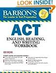 Barron's ACT English, Reading and Wri...