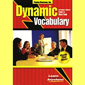 Dynamic Vocabulary | [Peter Funk, Mary Funk]