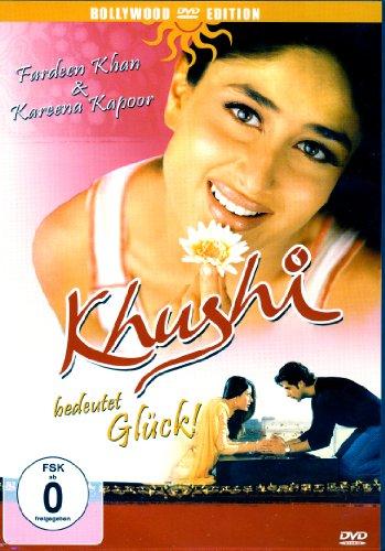 Khushi bedeutet Glück - Bollywood Edition