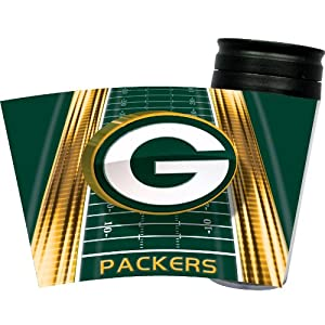 NFL Green Bay Packers Insulated Travel Tumbler by Hunter