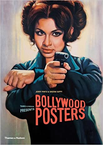 Bollywood Posters written by Jeremy Pinto