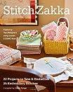 Stitch Zakka: 22 Projects to Sew & Embellish