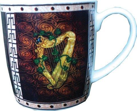 original-tee-kaffeebecher-aus-irland-harp