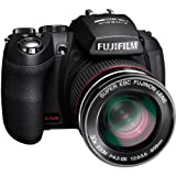 Fujifilm FinePix HS20 16 MP Digital Camera with EXR BSI CMOS High Speed Sensor and Fujinon 30x Wide Angle Optical Zoom Lens