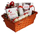 Gift Set Easter Basket Sweet Easter with Ferrero Raffaello (3 parts)
