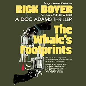 The Whale's Footprints Audiobook