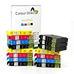 15 XL ColourDirect Ink Cartridges Rep...