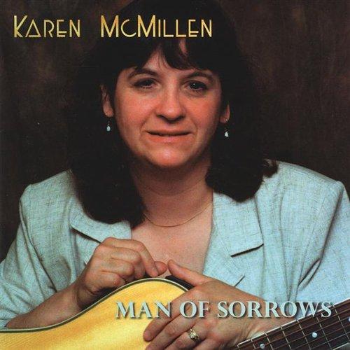 CD : KAREN MCMILLEN - Man Of Sorrows