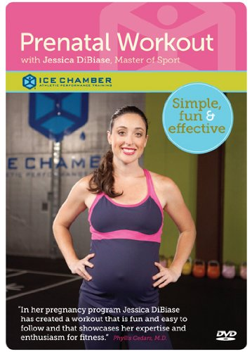 Ice Chamber Prenatal Workout with Jessica DiBiase, Kettlebell Master of Sport Picture