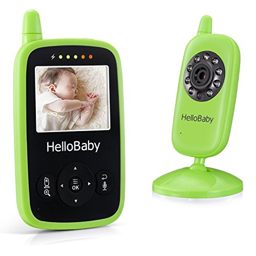 Portable-Video-Baby-Monitor-Night-Vision-Smart-Camera-with-Temperature-Monitors-Hello-Baby-HB24