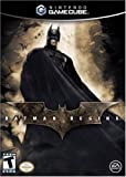 Batman Begins - Gamecube by Electronic Arts